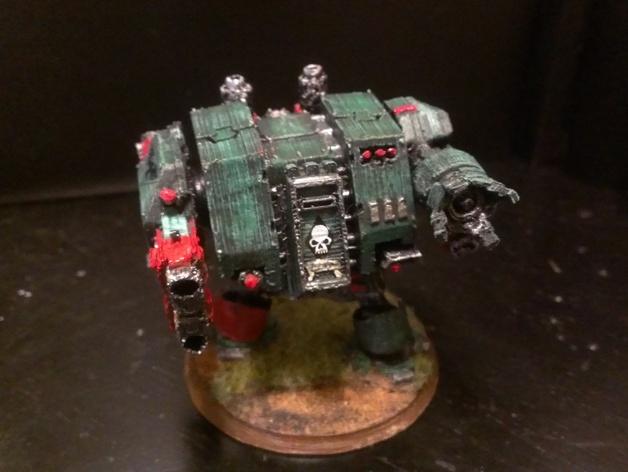 《无畏战舰》机器人