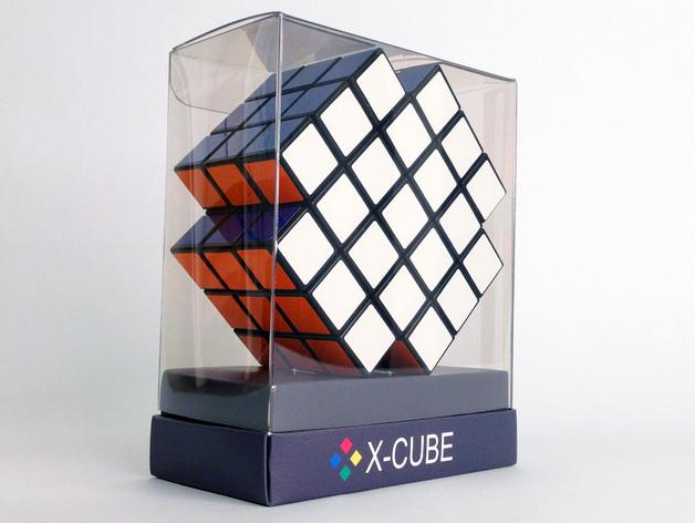 X-Cube 3D打印模型渲染图