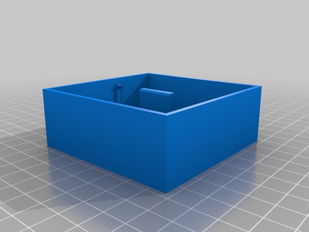 镂空立方体