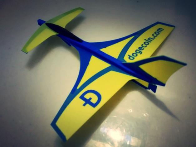 鸭翼滑翔机