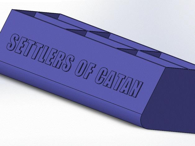 卡坦岛卡盒