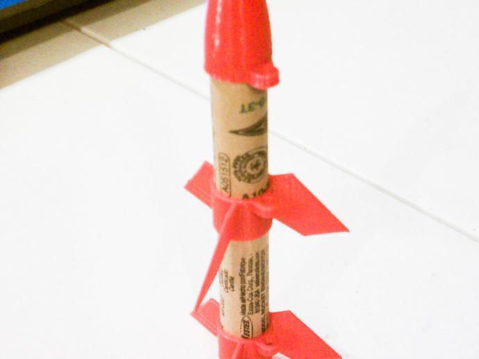 一次性火箭