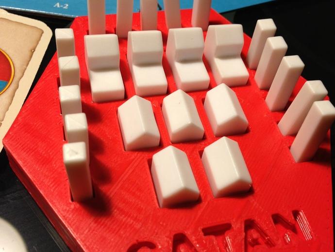 卡坦岛方块盒