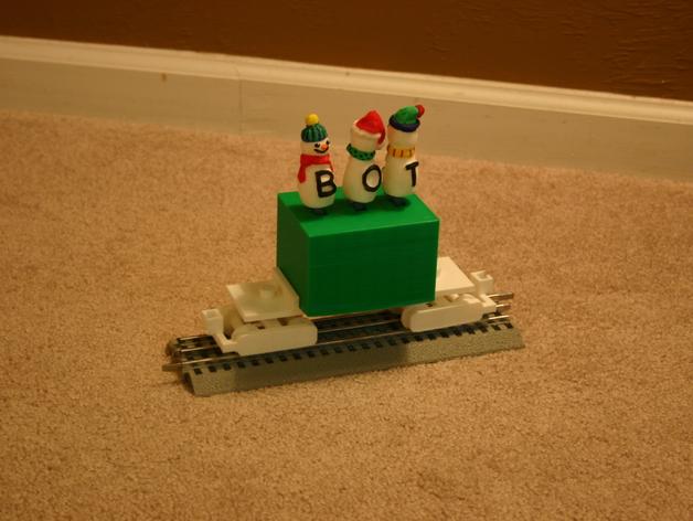 机动轨道车1