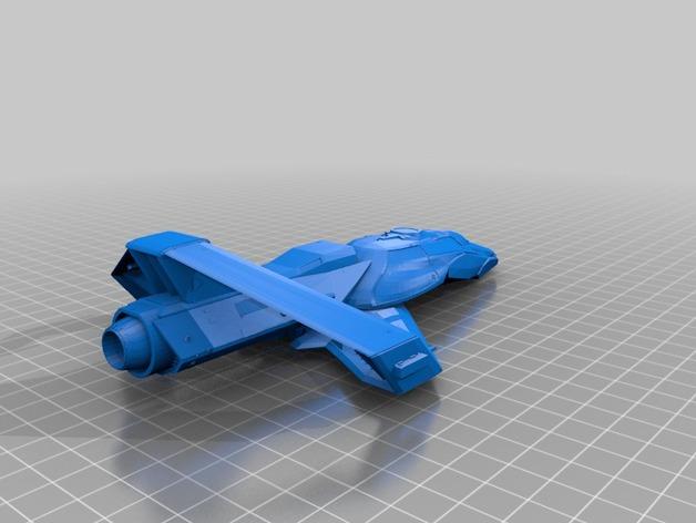 宇宙飞船模型