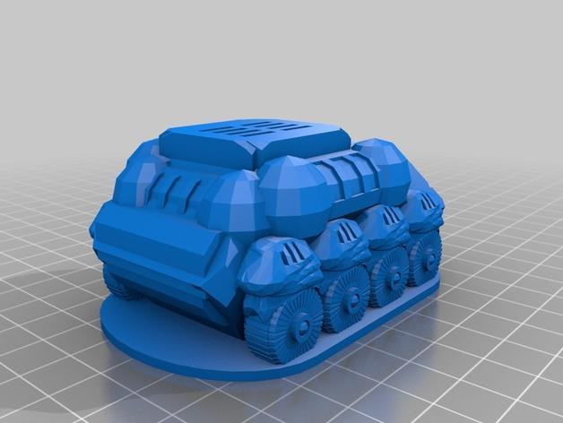 Wayfarer巡路车模型