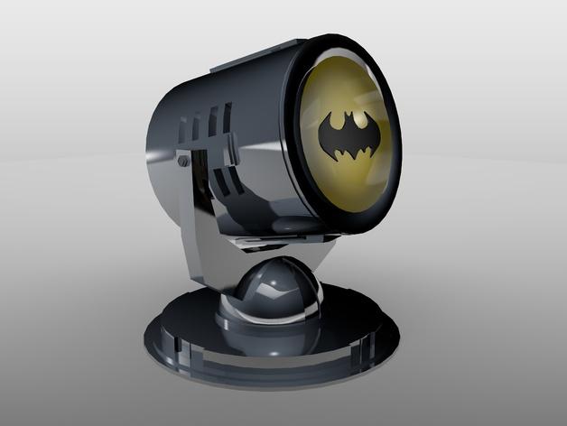蝙蝠形信号灯