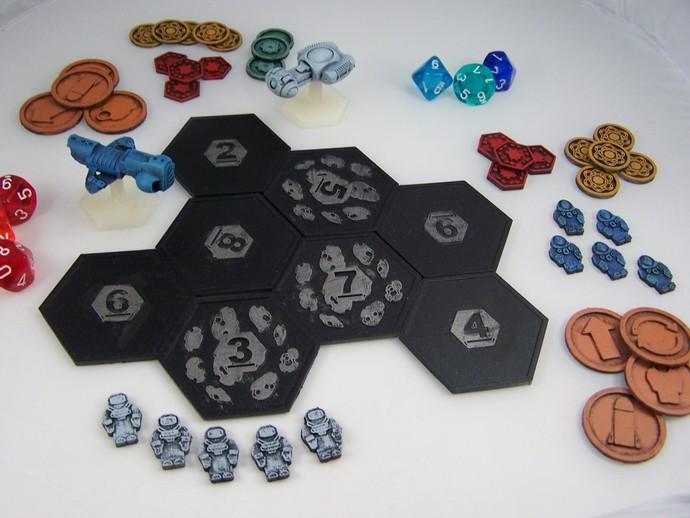 战争游戏模型