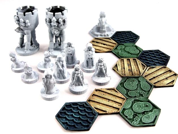 《Pocket-Tactics》战略游戏