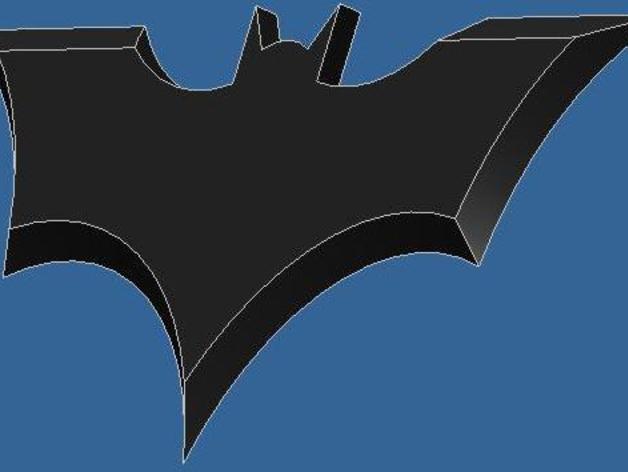 蝙蝠型飞镖