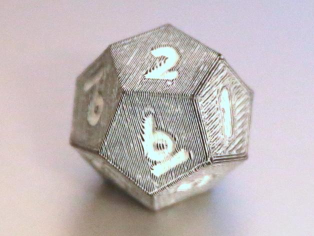 十二面体骰子
