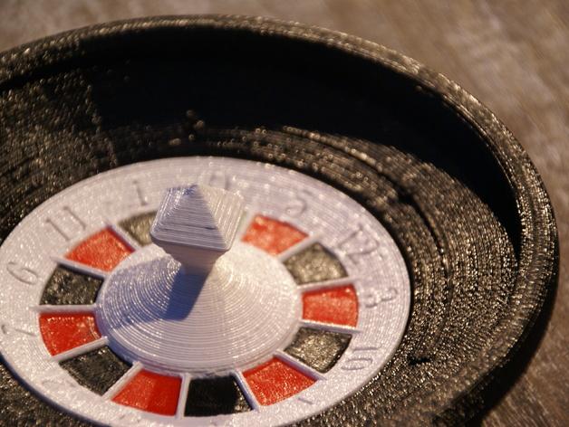 轮盘赌游戏