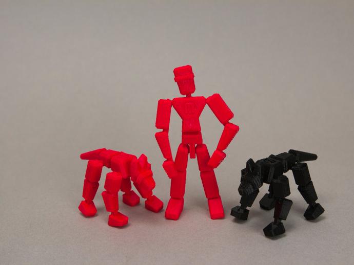 MakerBot玩具小狗