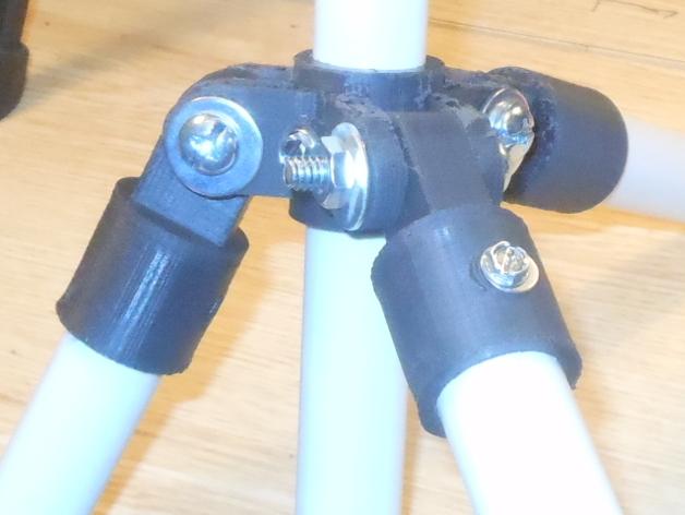 PVC水管连接器