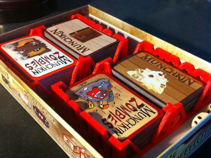 Munchkin卡片收纳盒