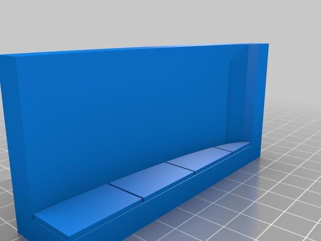 OpenForge椭圆形墙壁