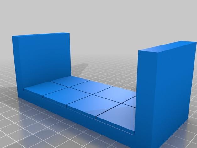 OpenForge边缘平滑的走廊模型