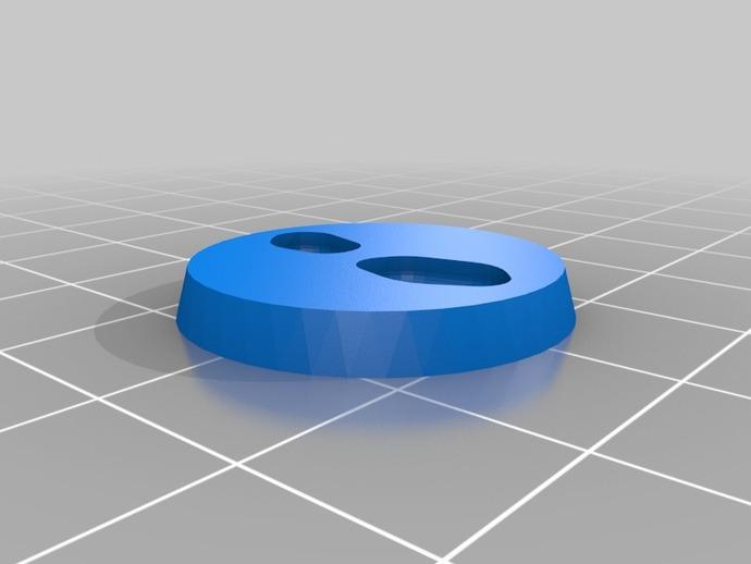 迷你水坑模型 3D打印模型渲染图