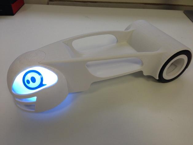 球形机车模型 3D打印模型渲染图