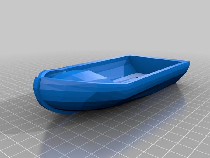 迷你汽艇模型