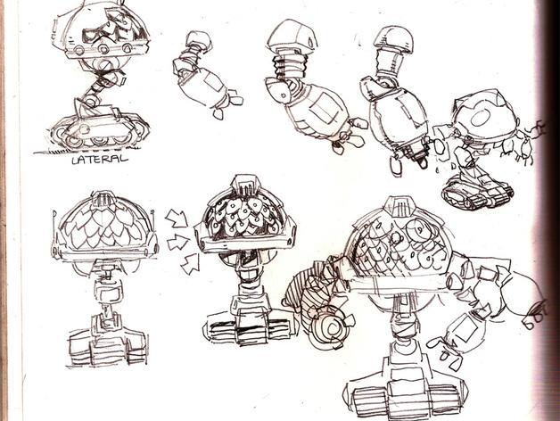 Squigglepeeps玩偶