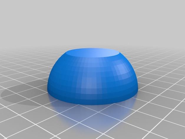 桌面弹球减震器模型