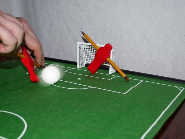 迷你足球场模型