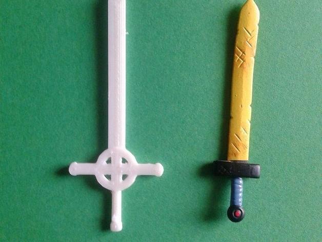 恶魔之剑Finn