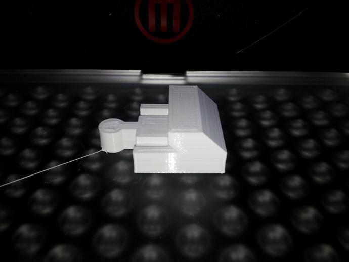 火车止车器模型 3D打印模型渲染图