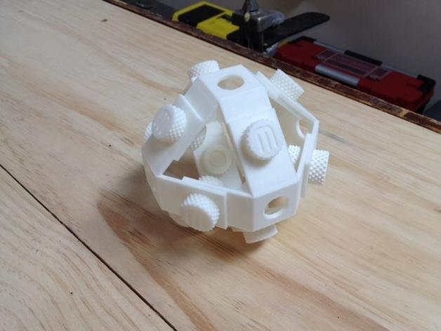 机械复古小球Makerball