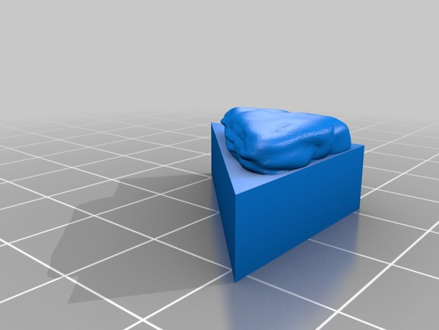 OpenForge地牢斜墙模型