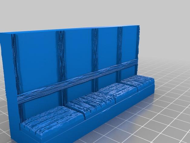 OpenForge都铎王朝墙砖模型