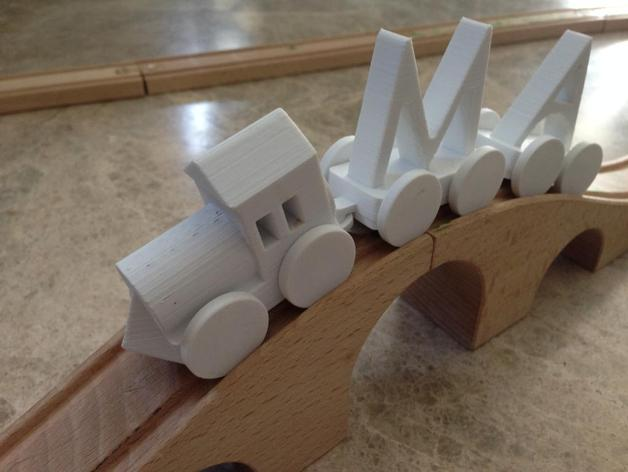 迷你玩具火车模型