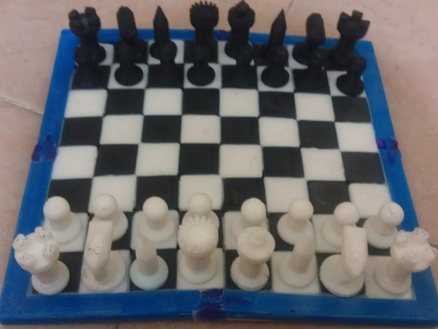 黑暗火焰象棋棋子