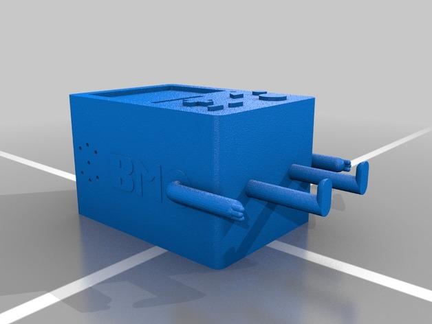 探险活宝BMO机器人模型