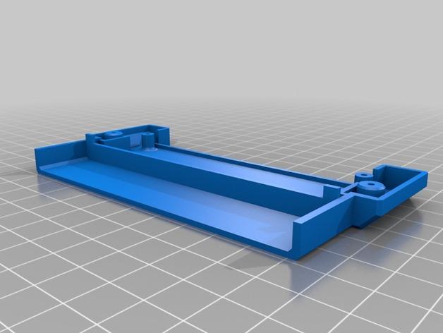 NES适配器外壳模型