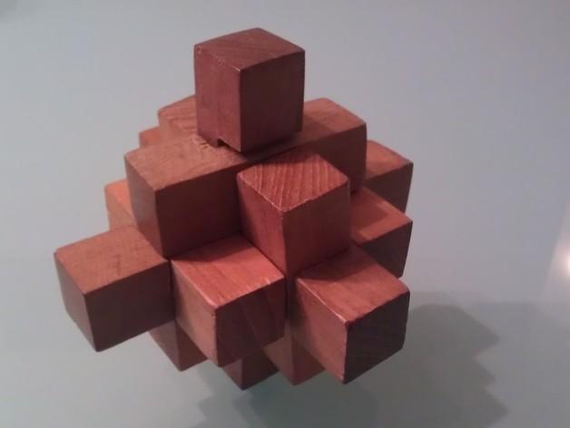 迷你日式宝塔模型 3D打印模型渲染图