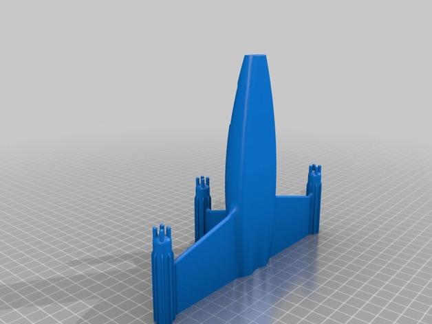 宇宙飞船1模型