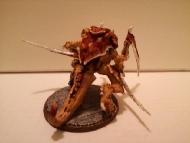 战锤40K:泰伦虫族侩子手