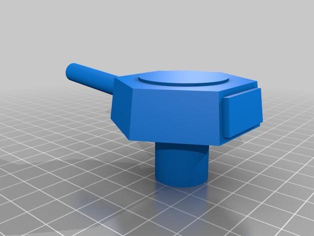 stretchlet坦克模型
