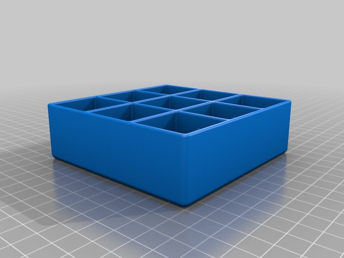 迷你井子棋模型