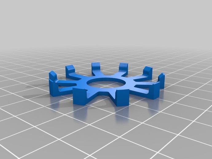 O形链式起重机