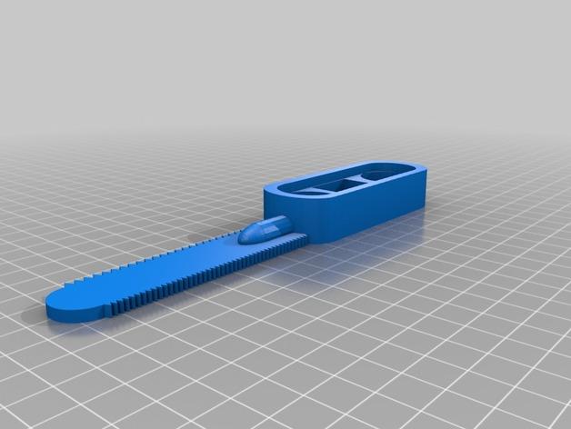 硬纸板锯刀
