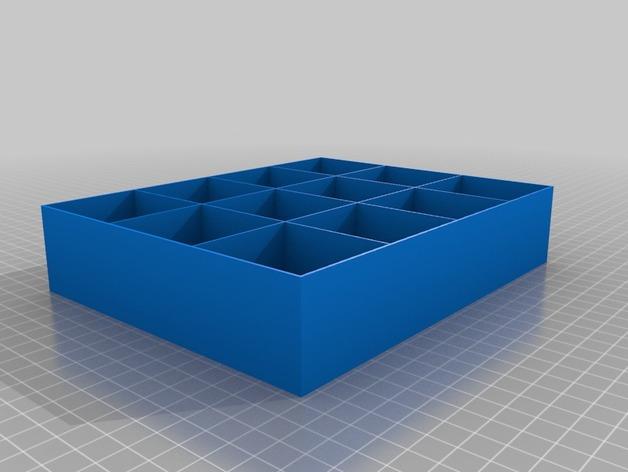 工具箱 3D打印模型渲染图
