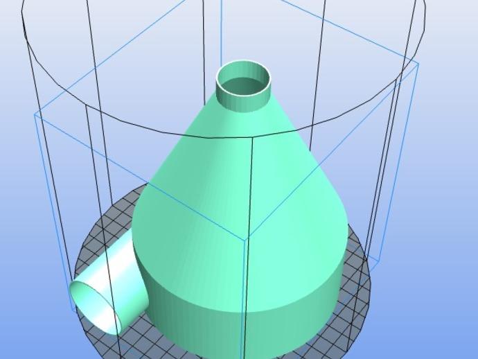 定制化旋风分离器