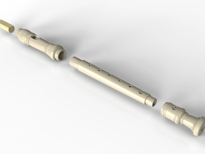 竖笛/长笛