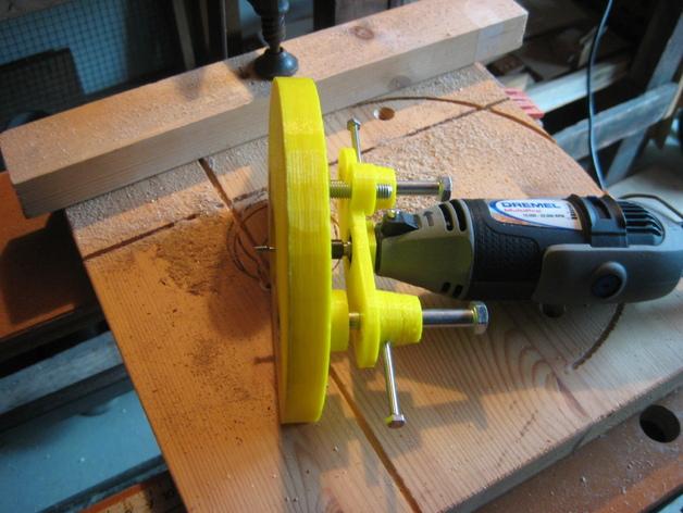 迷你压入式木工雕刻机  3D打印模型渲染图