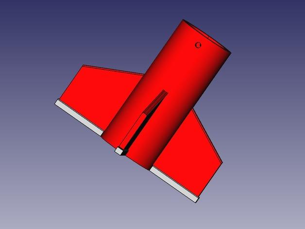 DIY火箭发射器