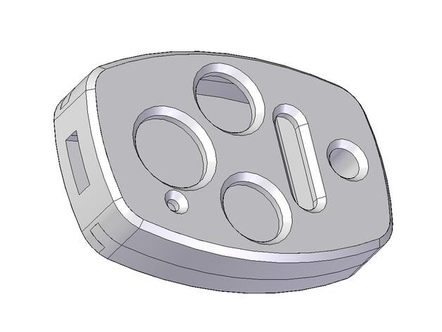 本田汽车钥匙外壳