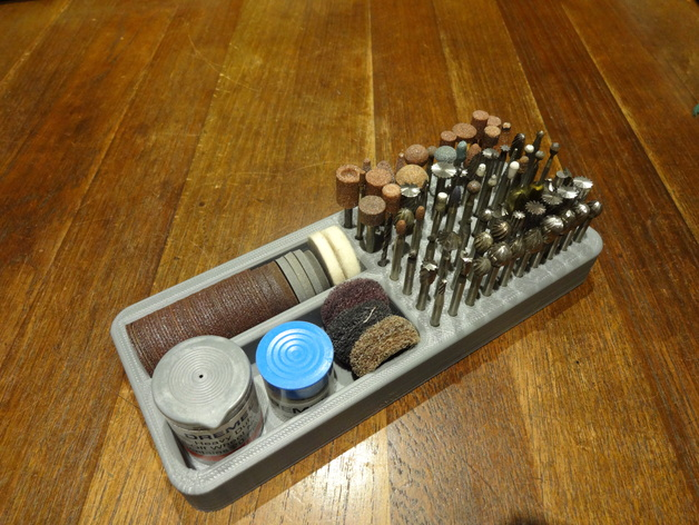 Dremel工具收纳盒